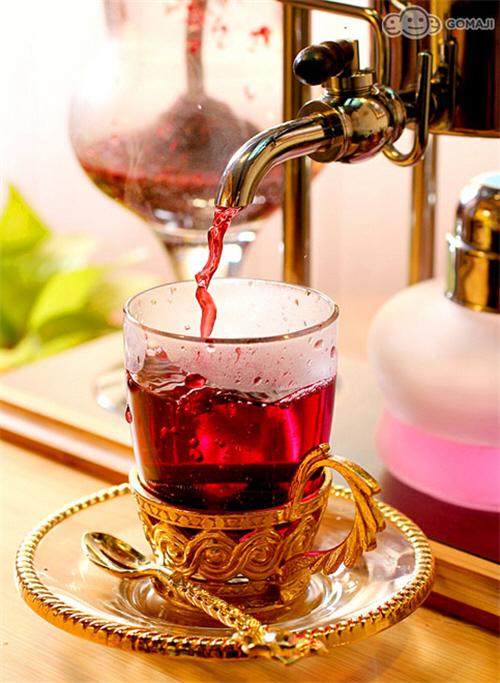 比利時壺歐式果粒茶2