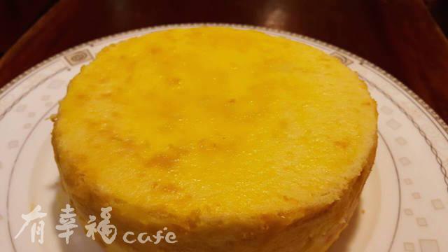蜜柚橙香輕蛋糕